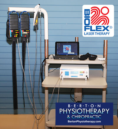 Bioflex Laser Therapy Unit