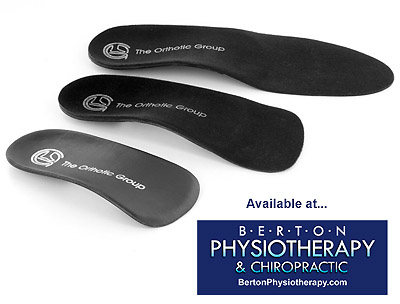 Custom Orthotics by The Orthotic Group