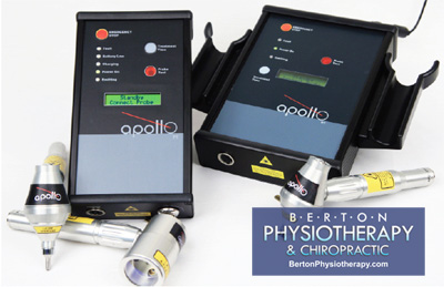 Apollo Cold Laser Therapy System