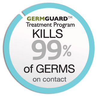 Berton Physiotherapy and Chiropractic Gets Added Safety Shield with GERMGUARD TM Treatment Program