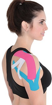 Kinesio Taping A Poplular Frontline Therapy Among Athletes Showcased at 2014 Sochi Winter Olympics